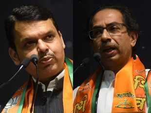 Fadnavis Shiv Sena