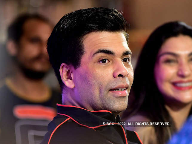 Karan Johar had first worked with Netflix in 2018 for 'Lust Stories'.