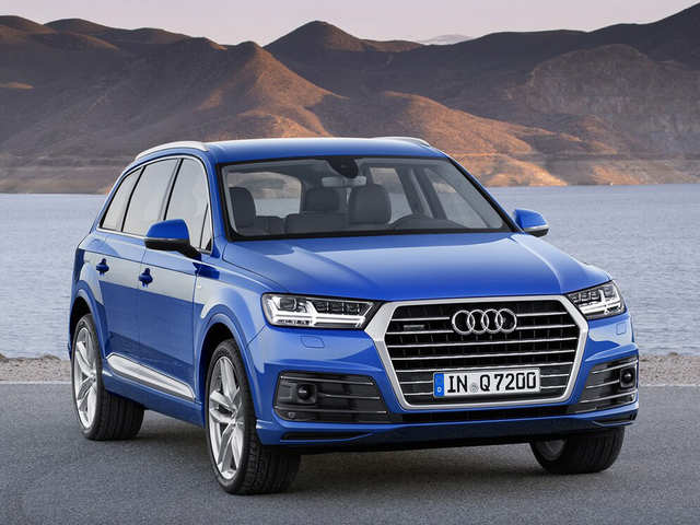 Limited Audi Q7 Black Edition releases at over Rs 82.15 lakh