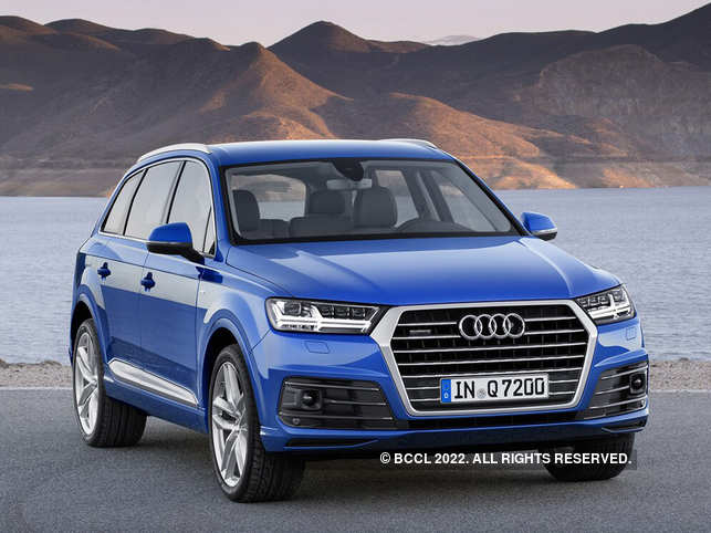Limited Audi Q7 Black Edition releases at over Rs 8 2 lakh