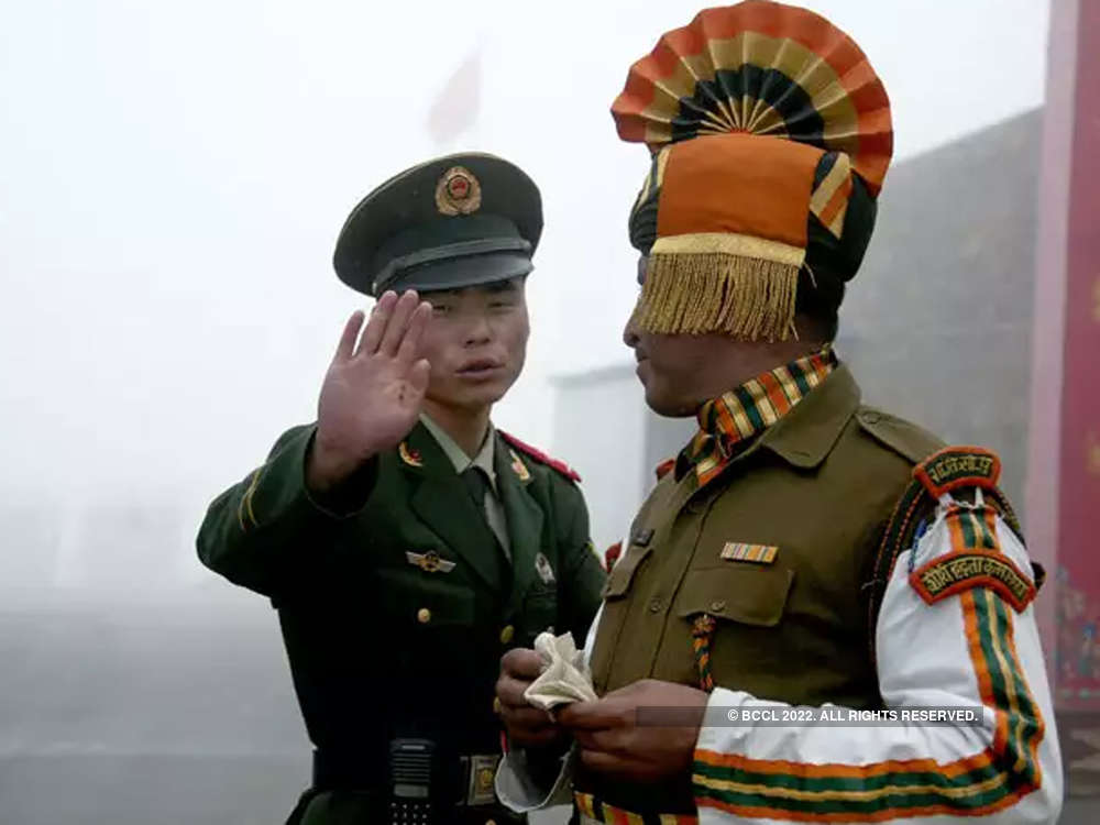 Indian, Chinese soldiers get into scuffle in Ladakh