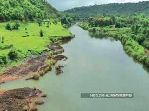 Mahadayi water