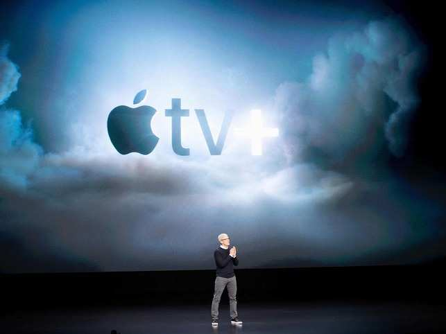 Apple TV Plus to take on Netflix at $5 a month  Will people