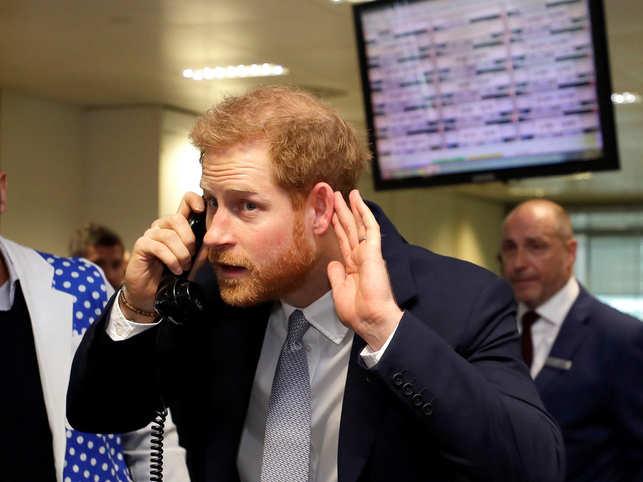 Prince Harry rule