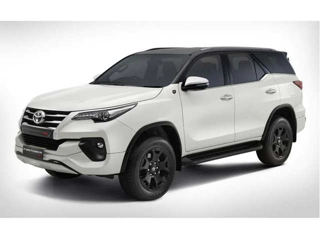 Toyota Kirloskar unveils 'Celebratory Edition' Fortuner in India at Rs 33.85 lakh