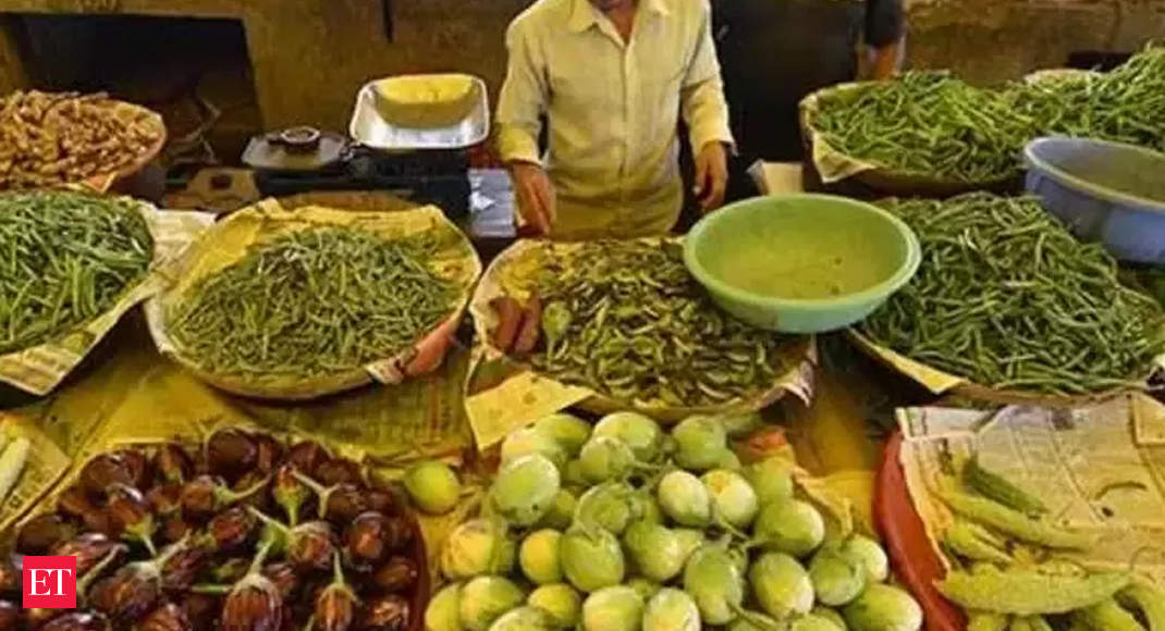 August retail inflation rises to  3.21  per cent, July IIP at 4.3 percent