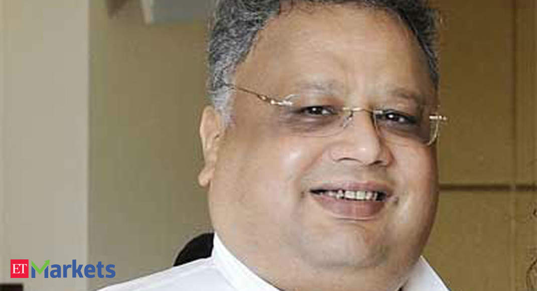 Market has bottomed out, this is a good time to buy: Rakesh Jhunjhunwala