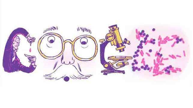 Hans Christian Gram: Google Doodle remembers microbiologist on 166th birth anniversary
