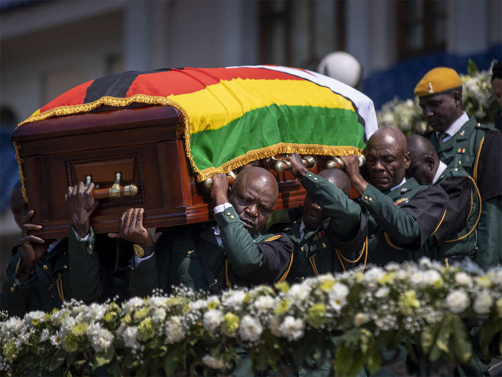 Robert Mugabe will have private burial at national Heroes' Acre
