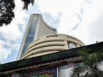 Private bank, oil stocks push Sensex 281 points higher; Nifty ends at 11,081