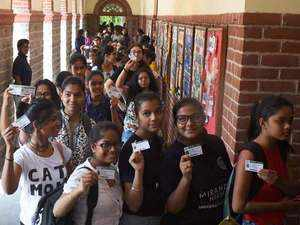 ABVP wins 3 posts in DUSU polls, NSUI gets 1