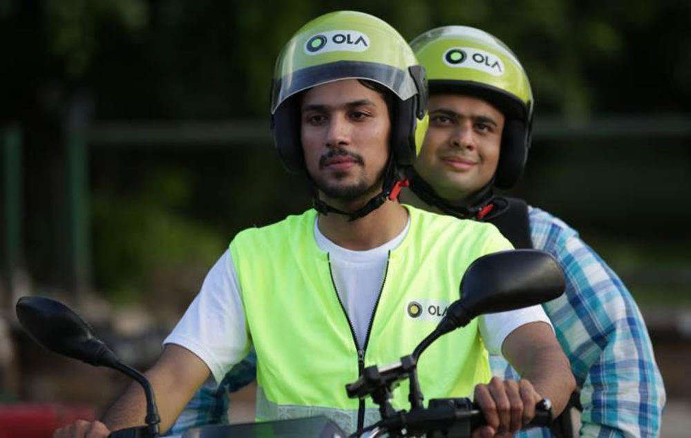 Ola redefines two-wheeler mobility with new 'Ola Bike' campaign