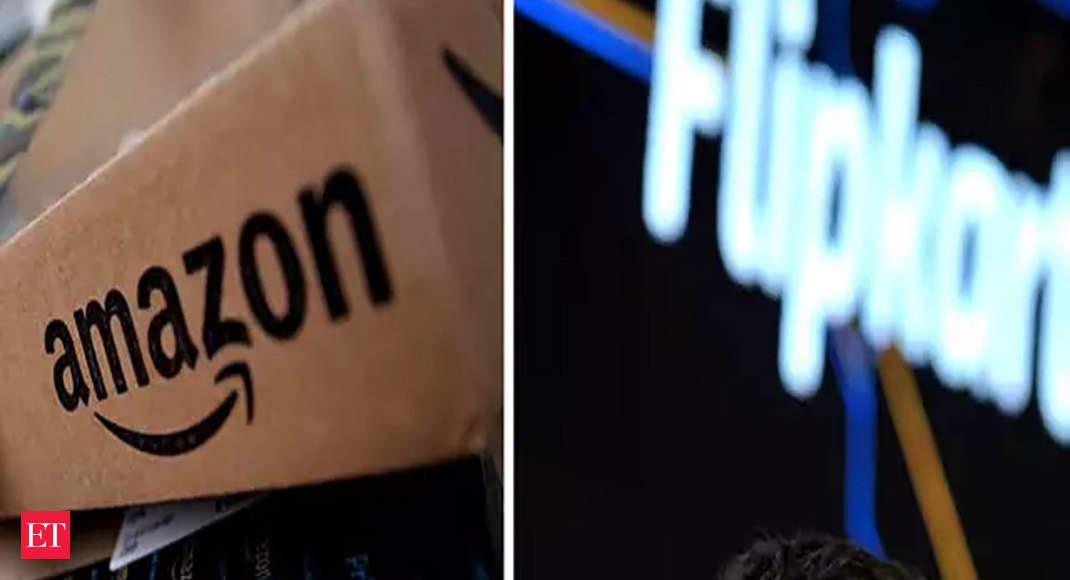 Confederation of All India Traders seeks ban on Amazon, Flipkart's festive season sale