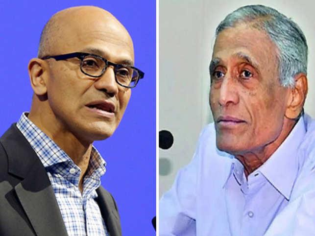 Microsoft CEO Satya Nadella's father, former bureaucrat BN Yugandhar, passes away at 80