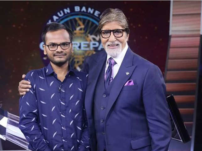 KBC 11 gets its first 'crorepati'; winner says the prize money belongs to his father