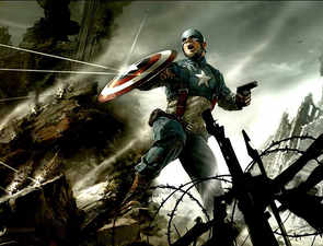 Did you know how old Captain America is? Marvel dropped a hint in 'Endgame'