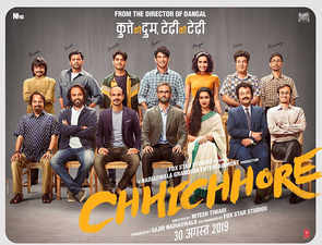 Sushant Singh Rajput-starrer 'Chhichhore' going strong at BO, rakes in Rs 74 cr during 2nd week