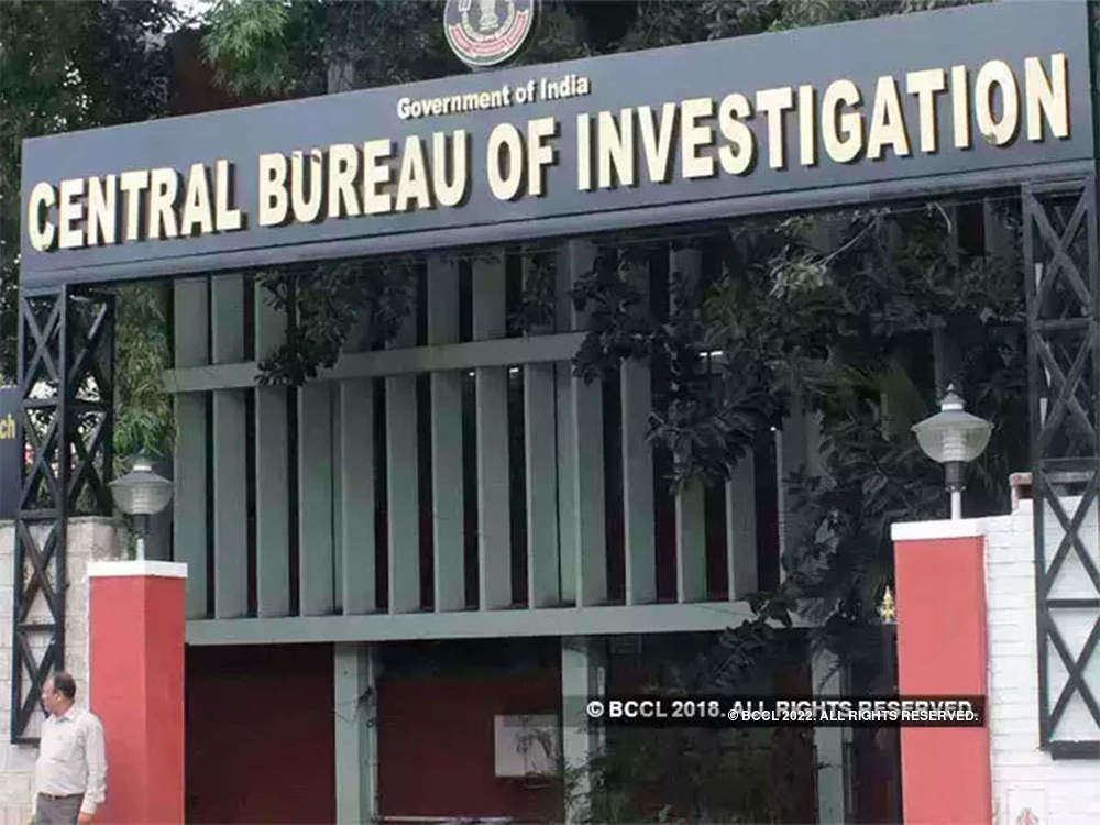 CBI team visits state secretariat, told to come on working day