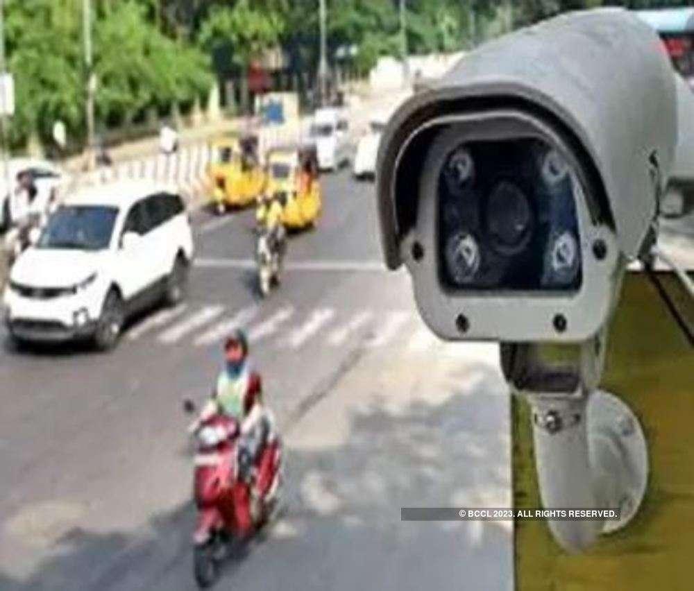 Beware! 25 cameras across Delhi to detect over speeding