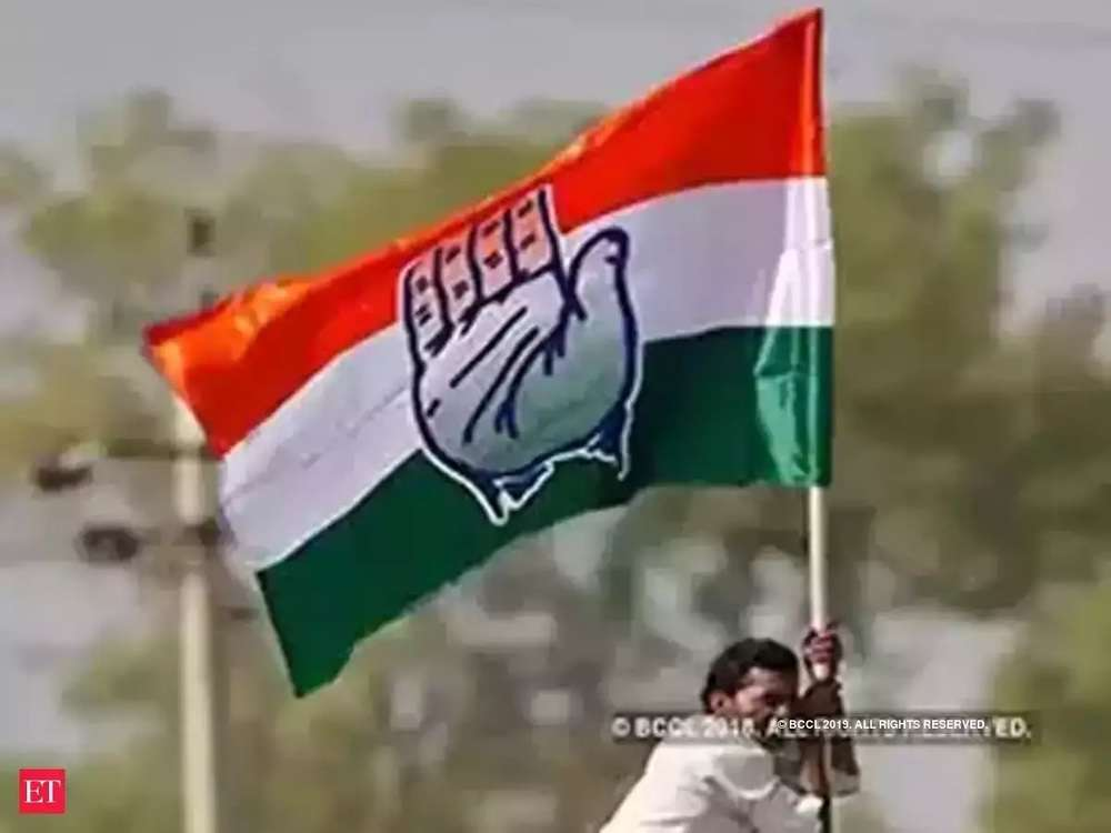 Donations to Congress jump five-fold to Rs146 crore