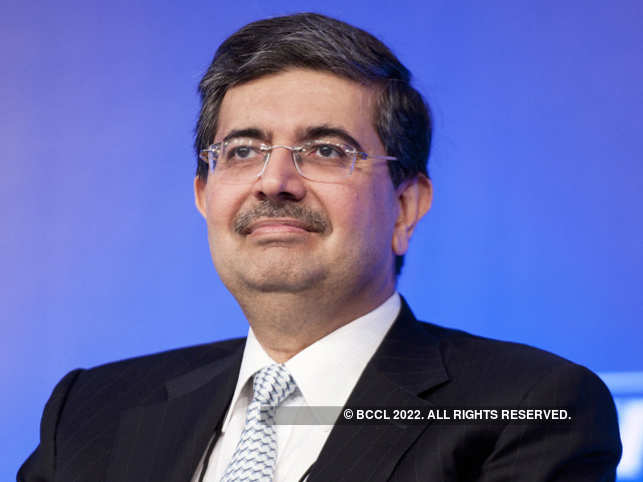 Uday Kotak drives a point home, says cars no longer a status symbol