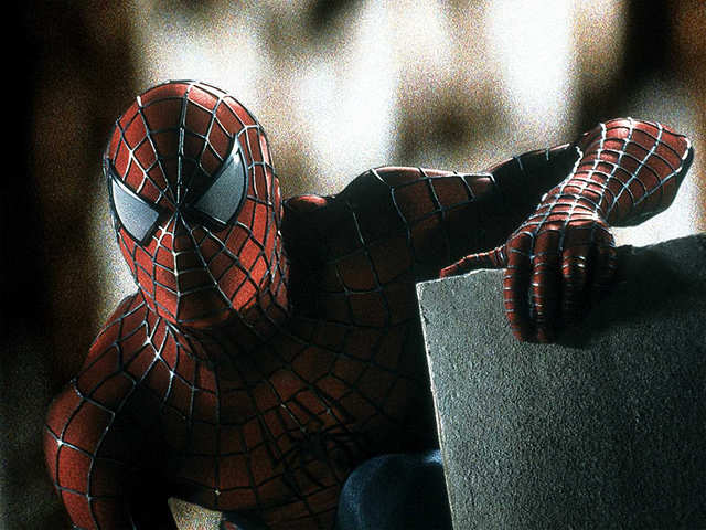 Dr D recommends Spider-Man to enjoy retirement like an SBI manager after 60 yrs of service