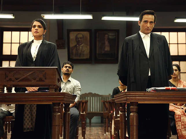 'Section 375' review: Sensitivity of writer-director is impressive; Akshaye Khanna shines throughout