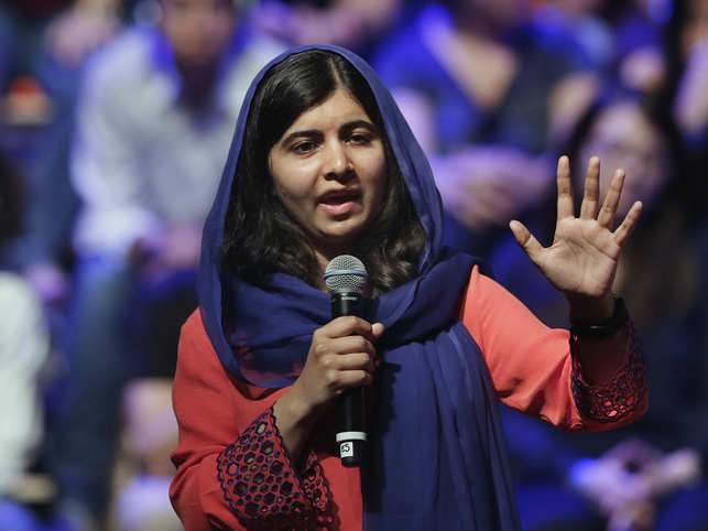 Indians unhappy with Malala Yousafzai's tweets about Kashmir, slam activist for spreading 'Pakistani agenda'