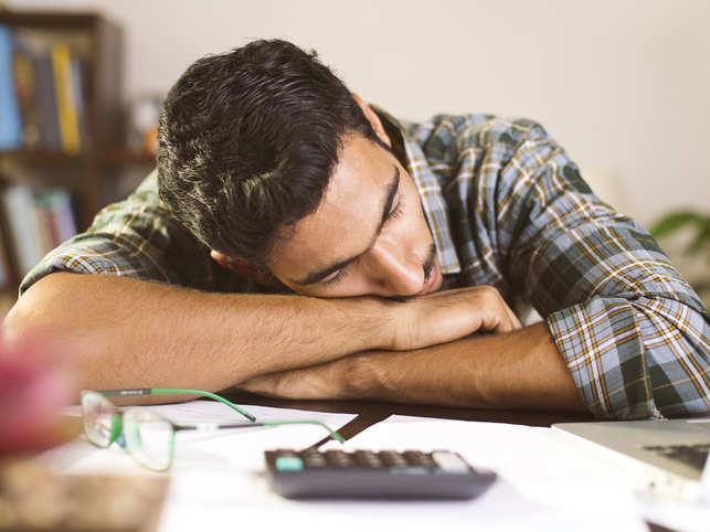 sleep-office-iStock-9590935