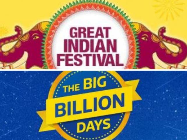 Amazon Great Indian Festival dates announced; will clash with Flipkart's Big Billion Days