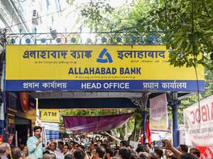 Allahabad-bank-protest-pti