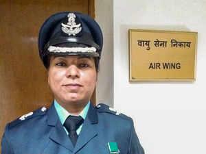 Wg Cdr Anjali Singh_PTI