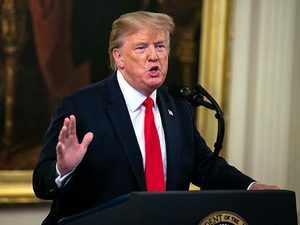 Aramco attack: Trump says Iran appears to be behind Saudi strike