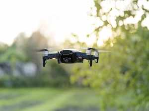 drones - getty