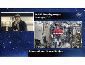 Brad Pitt engages in space talk with NASA astronaut, asks for an analysis of 'Ad Astra'