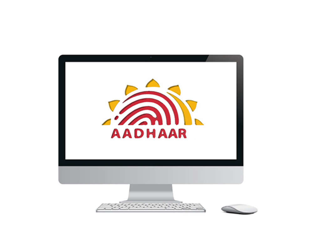 What are the Aadhaar card details that can be updated without providing documentary proofs?
