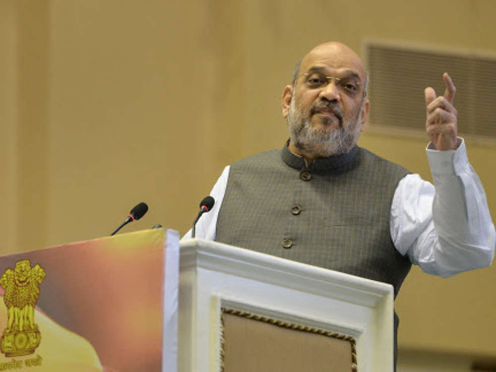 No compromise on India's security: Amit Shah