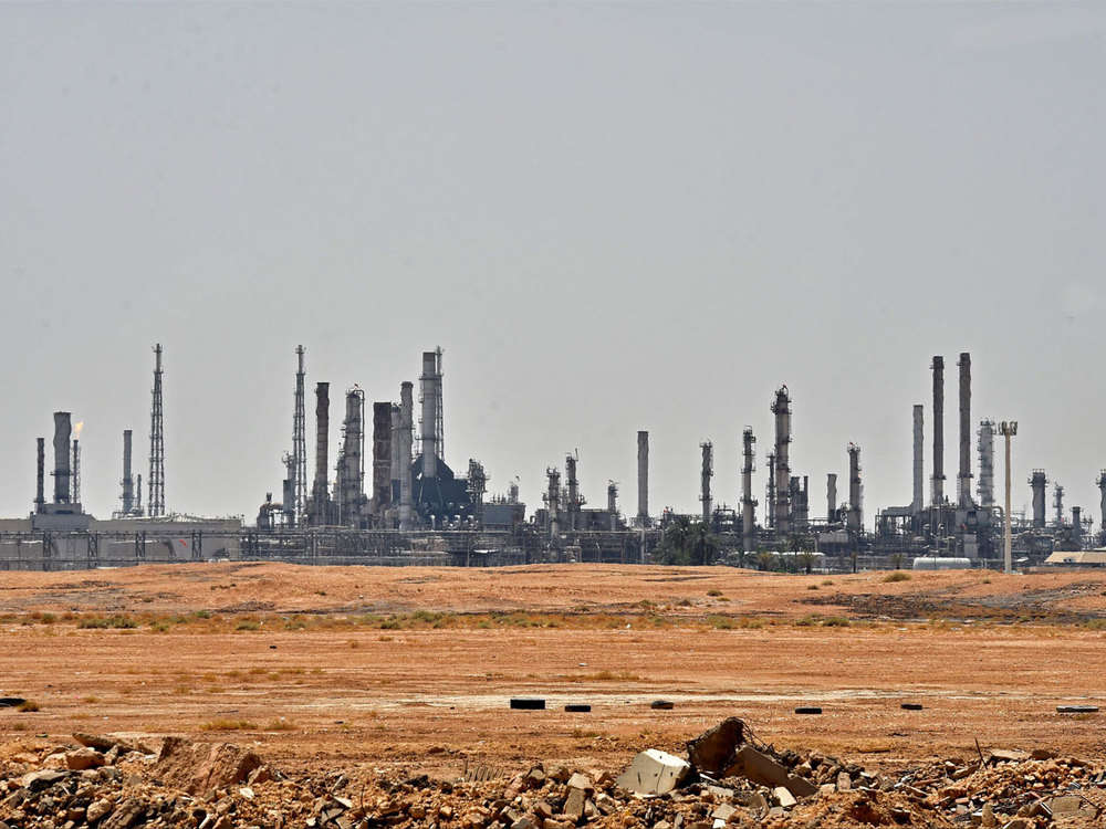 Evidence, not proof, of who hit Saudi Arabia's Aramco oil refinery