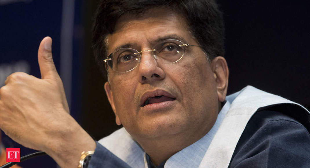 All options open for closure or merger of MMTC, STC, PEC: Piyush Goyal