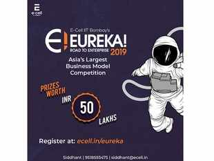 Make your idea have a  Eureka! Moment