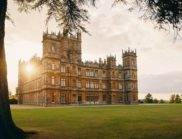 You can check into 'Downton Abbey' this winter at a price of $186.40
