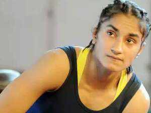 Vinesh Phogat qualifies for Olympics 2020, in wrestling 53kg category