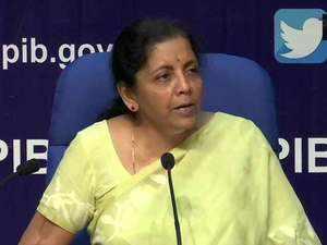 Cabinet approves ban on sale, production of e-cigarettes: FM Nirmala Sitharaman