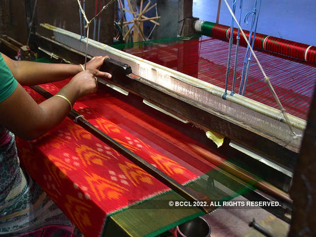 The crafts sector employs over seven million families in India