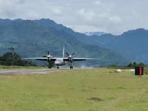 Arunachal: Resurfaced runway at Advance Landing Ground in Vijay Nagar inaugurated