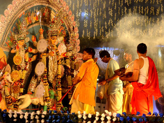 Durga Pujo goes digital: Virtual window facilitates online pushpanjali, darshan for devotees