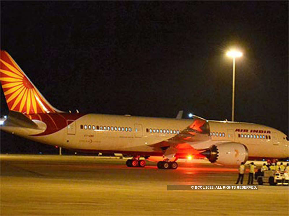 Government open to selling part of Air India to foreign airline