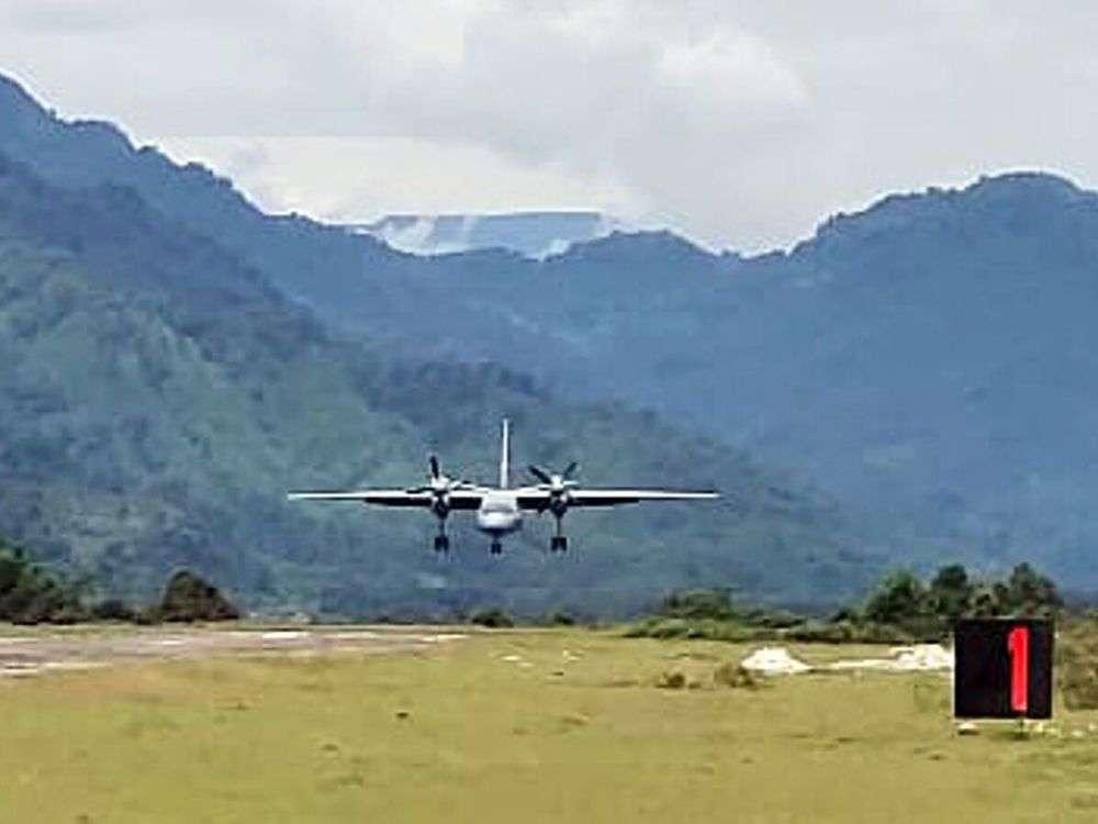 IAF reopens Advanced Landing Ground in Arunachal