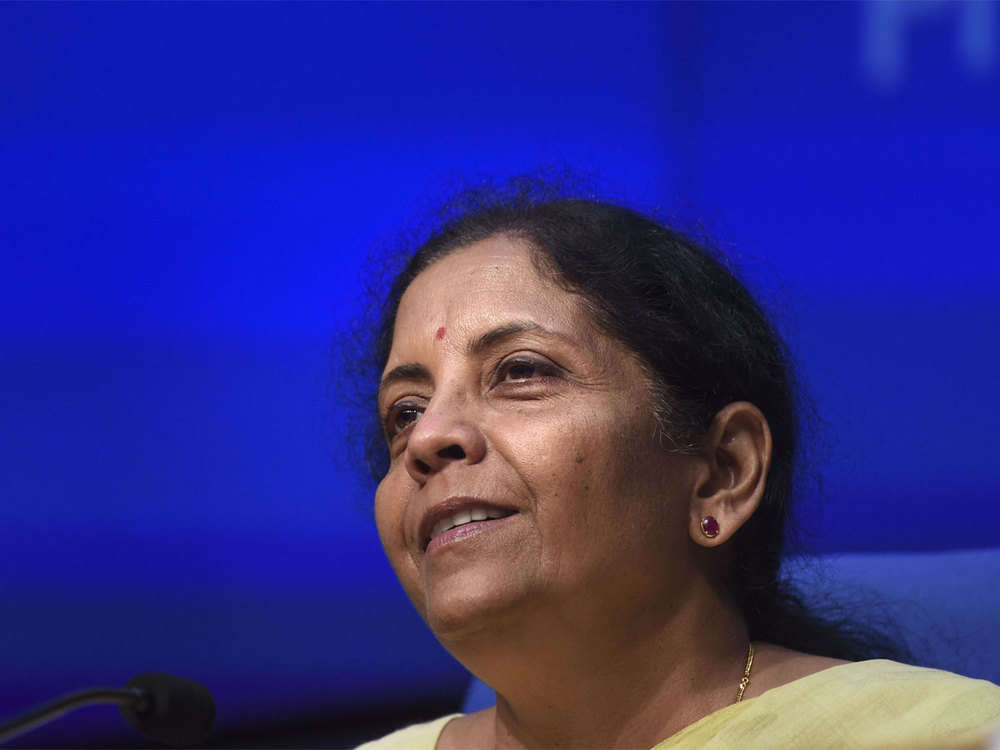 'I've been working' on the economy, Nirmala Sitharaman tweets after criticism