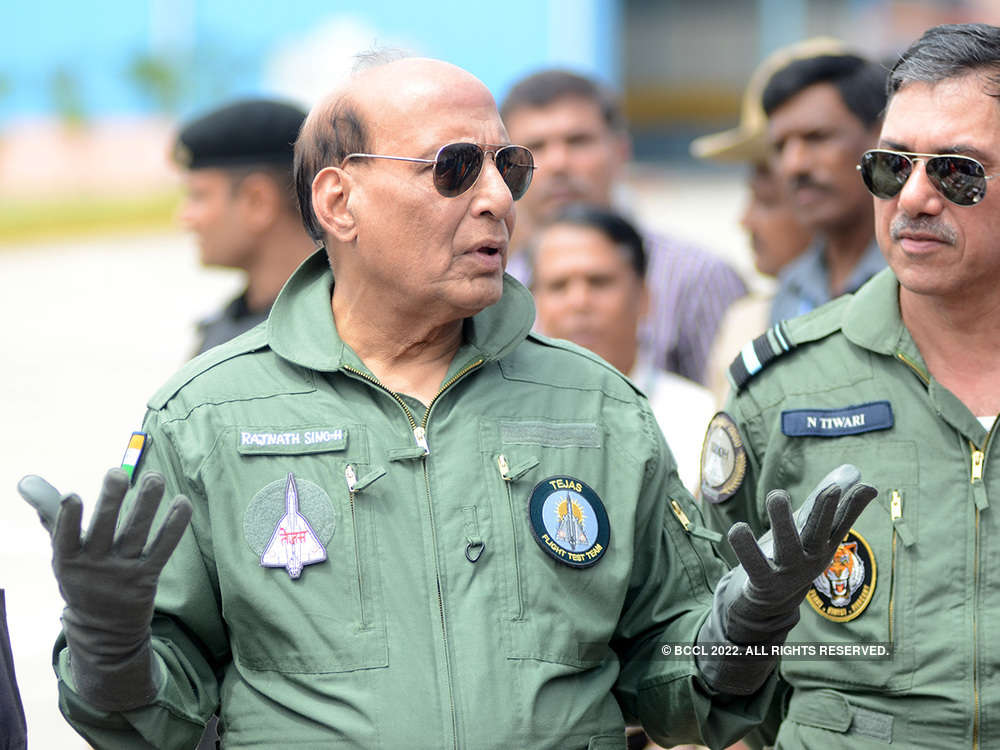 Use of indigenous technology in armed forces would be 75 pc by 2029-30: Rajnath